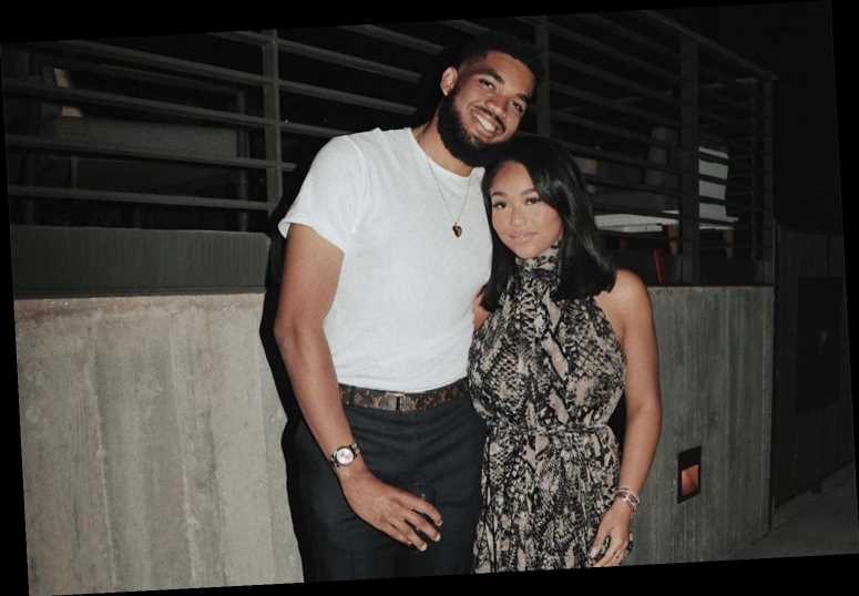Jordyn Woods Responds to Rumors that Boyfriend Karl-Anthony Towns Cheated on Her: We're 'More Than Solid'