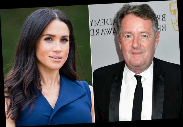 Piers Morgan Stands by Controversial Meghan Markle Comments After His Good Morning Britain Exit