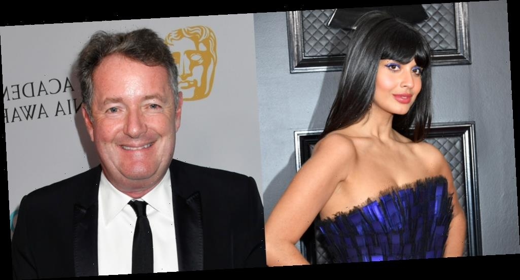 Jameela Jamil Says She Almost Killed Herself Because of Piers Morgan