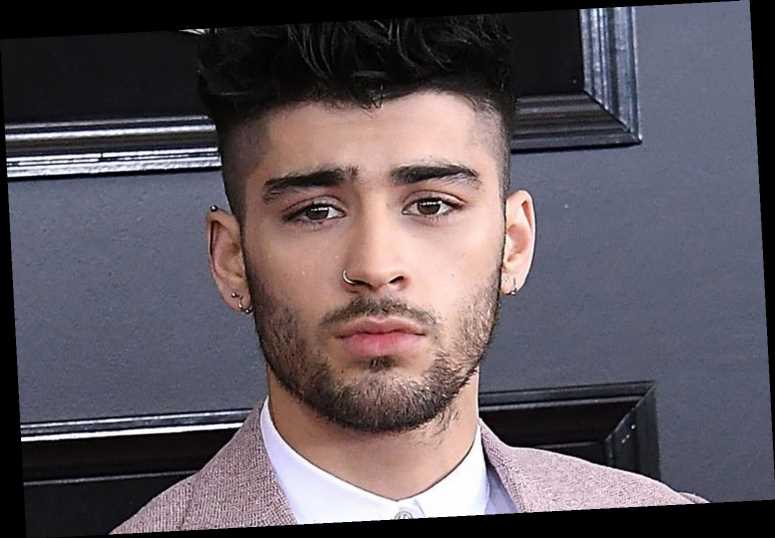 Was Zayn Malik nominated for a Grammy?