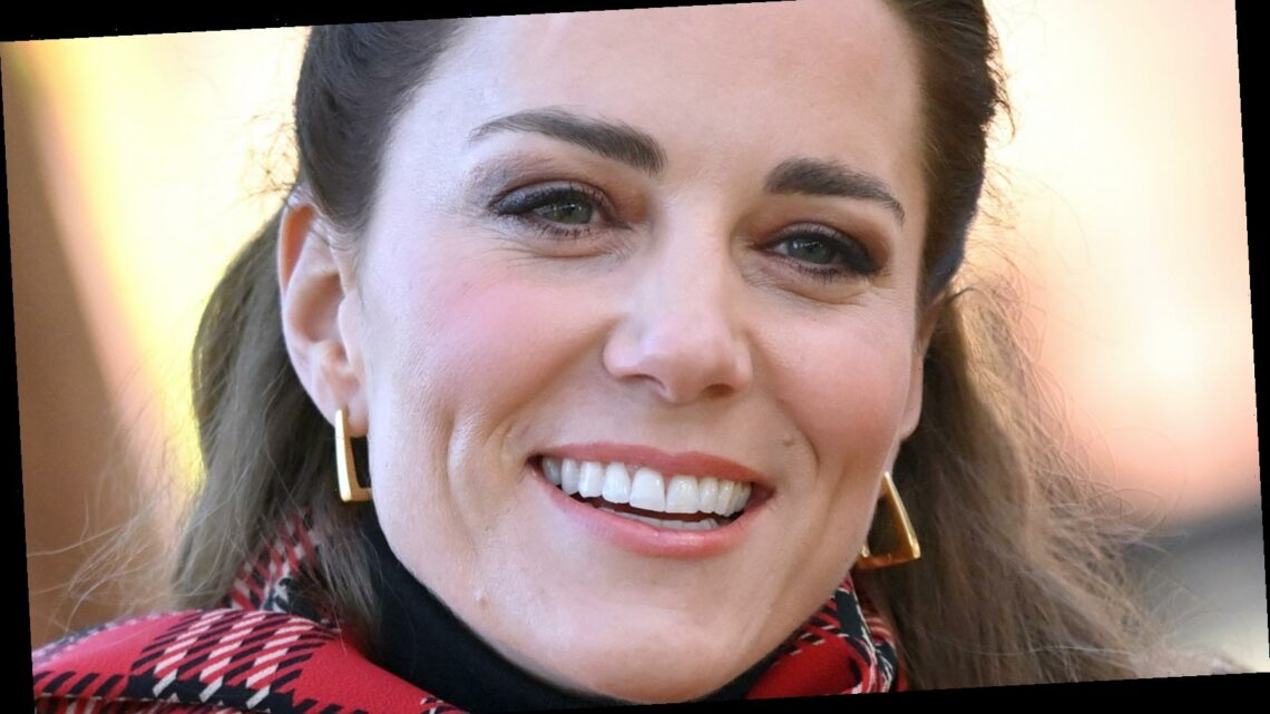 Kate Middleton's Stylish Look Is Turning Heads
