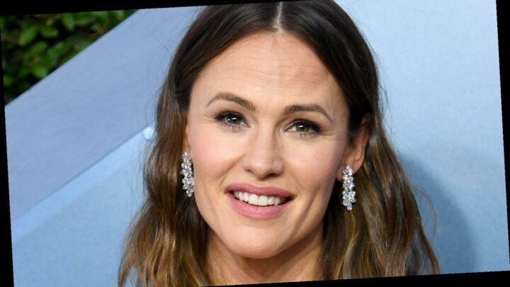 The Real Reason Jennifer Garner Got Her Ears Pierced At 48