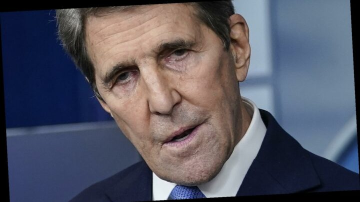 John Kerry's Latest Move Is Causing A Stir
