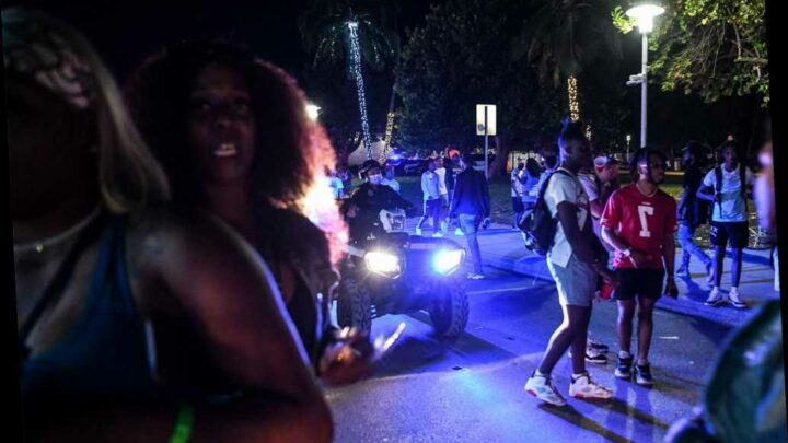 Miami Beach adding extra police as city 'under siege' by spring breakers, mayor says