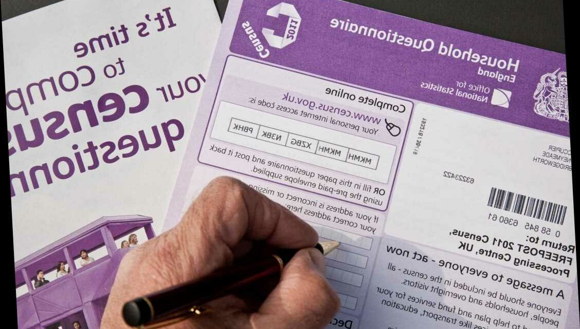 What questions are on the 2021 census?