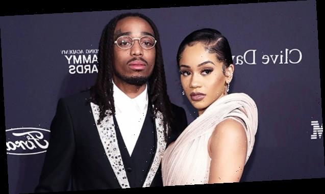 Saweetie Sidesteps Questions About Quavo In Interview Amid Split Rumors