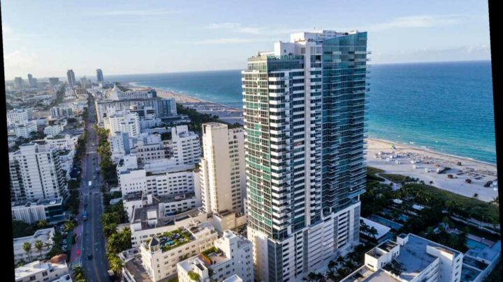 Fire at Miami's Setai hotel sends billionaires fleeing for the exits