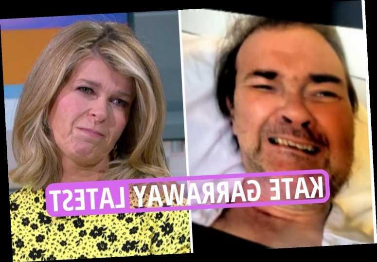 Kate Garraway latest – Stranger told her to DUMP husband Derek Draper amid Covid battle as star shares horror in ITV doc