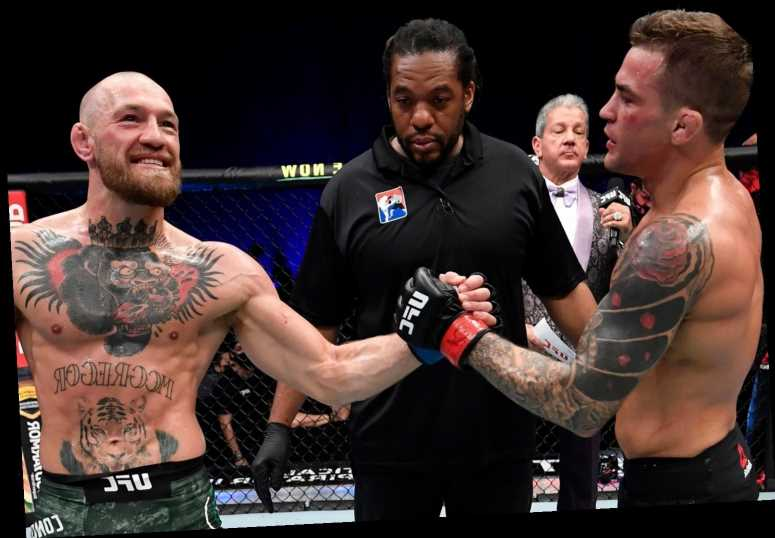 Conor McGregor boasts about three-weight credentials as UFC superstar prepares for Dustin Poirier trilogy