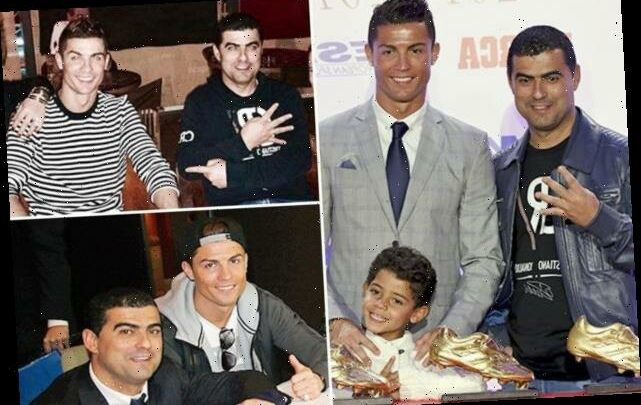 Portugal legend Cristiano Ronaldo saved brother Hugo Aveiro from drink and drug addiction and paid for his rehab – The Sun