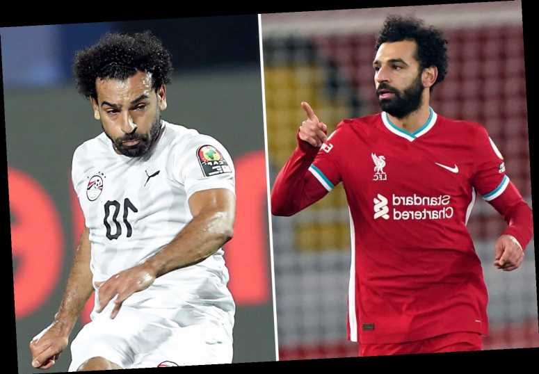 Mo Salah faces huge club versus country row after Liverpool ace is included in Egypt's Tokyo Olympics prelim squad