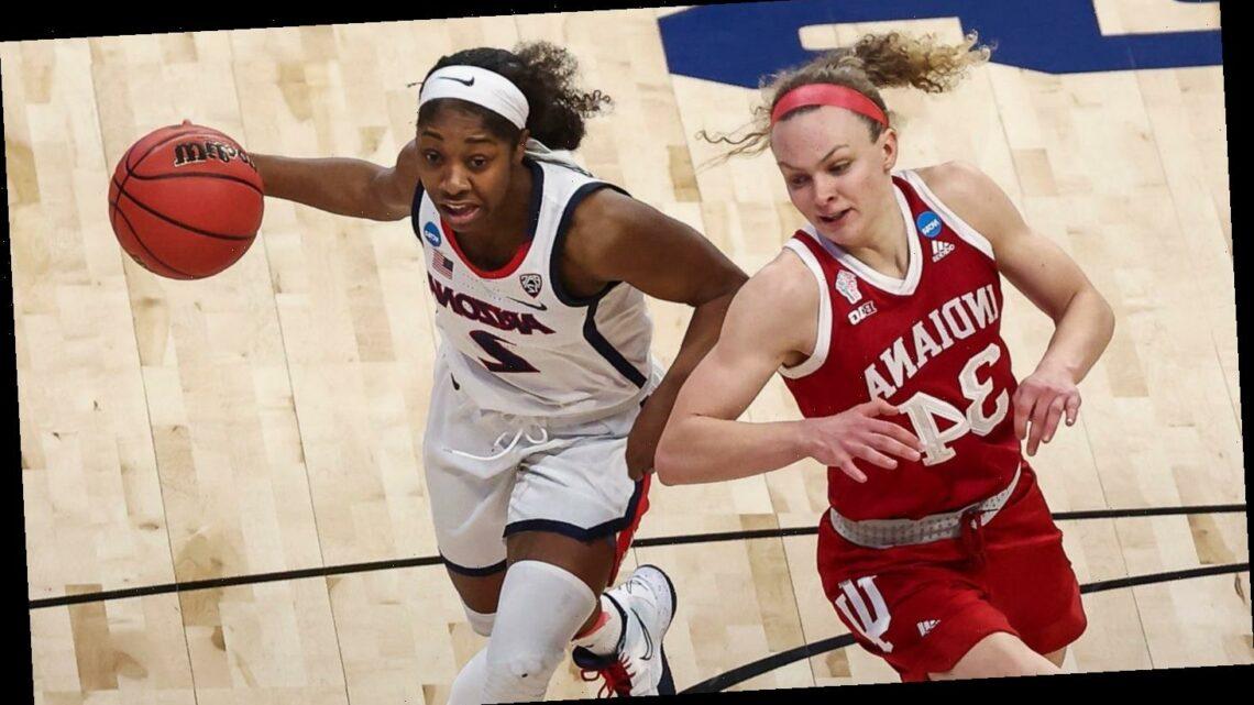 No. 3 Arizona ousts No. 4 Indiana to reach first women's Final Four