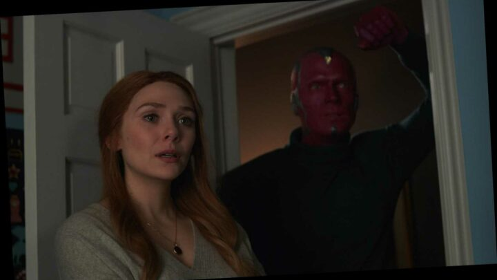 Spoilers! How that magical 'WandaVision' finale sets the stage for the next round of Marvel movies