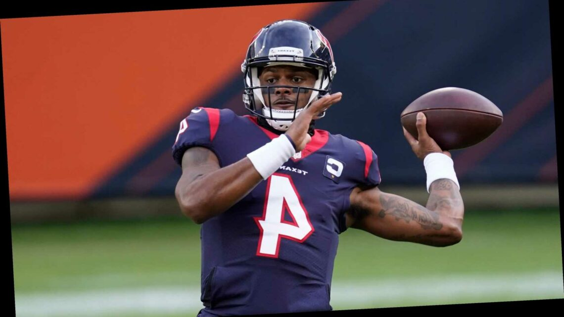 Deshaun Watson allegations 'certainly troubling,' Texans general manager says
