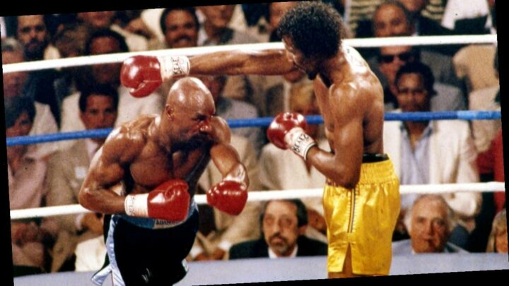 Marvin Hagler health update before death sparks anti-vaccine messages, Thomas Hearns tries to quiet noise