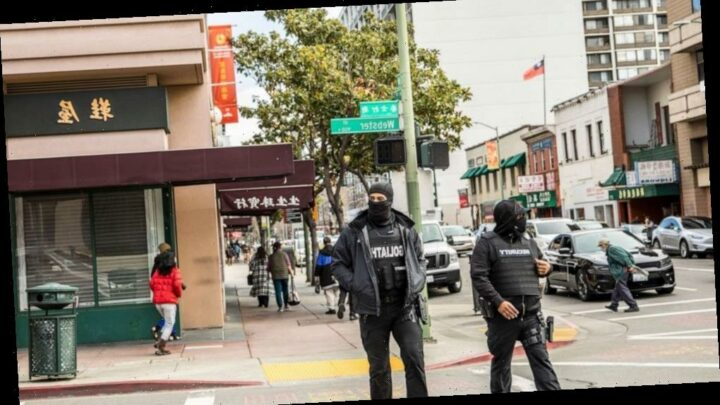 Police nab suspect after elderly Asian American man attacked in Oakland