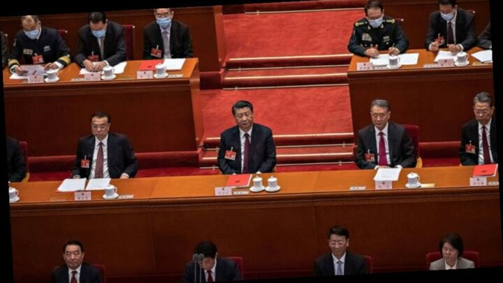 China approves plan to tighten control of Hong Kong elections so that only 'patriots' run the city