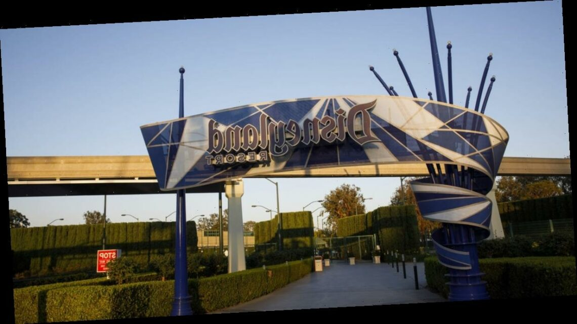 Disneyland and other California theme parks could reopen as soon as April 1