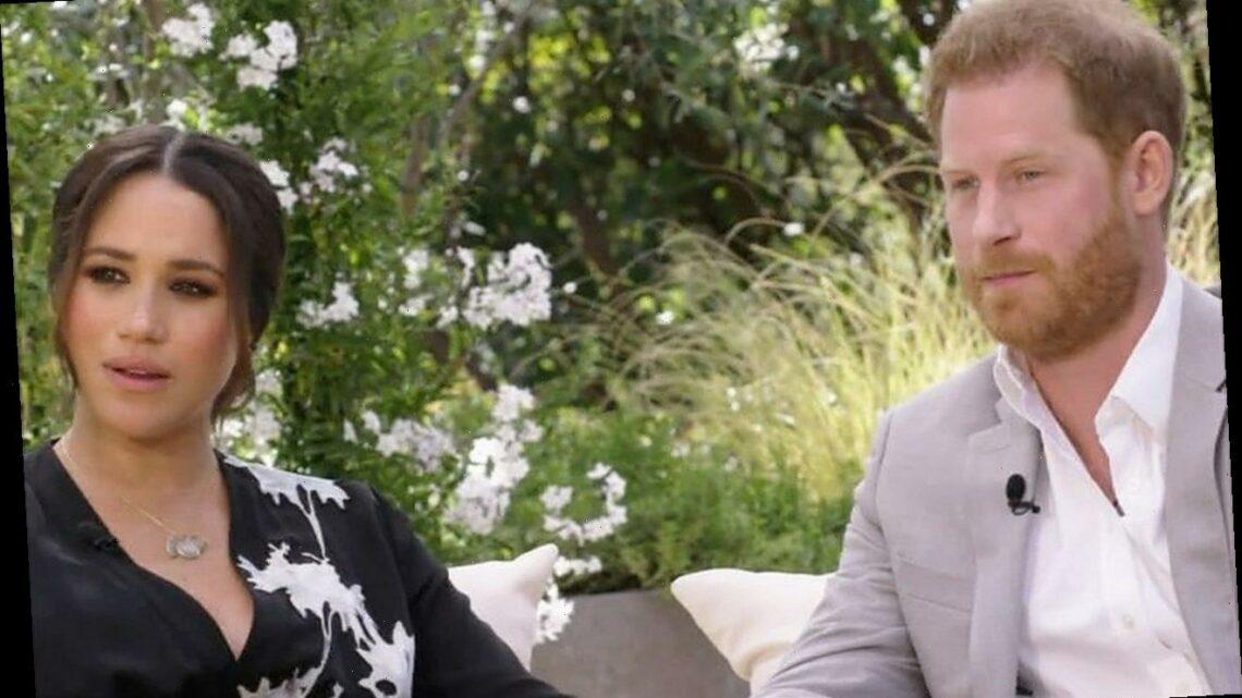 ITV Wins U.K. Bidding War on Meghan Markle and Prince Harry's Interview With Oprah Winfrey
