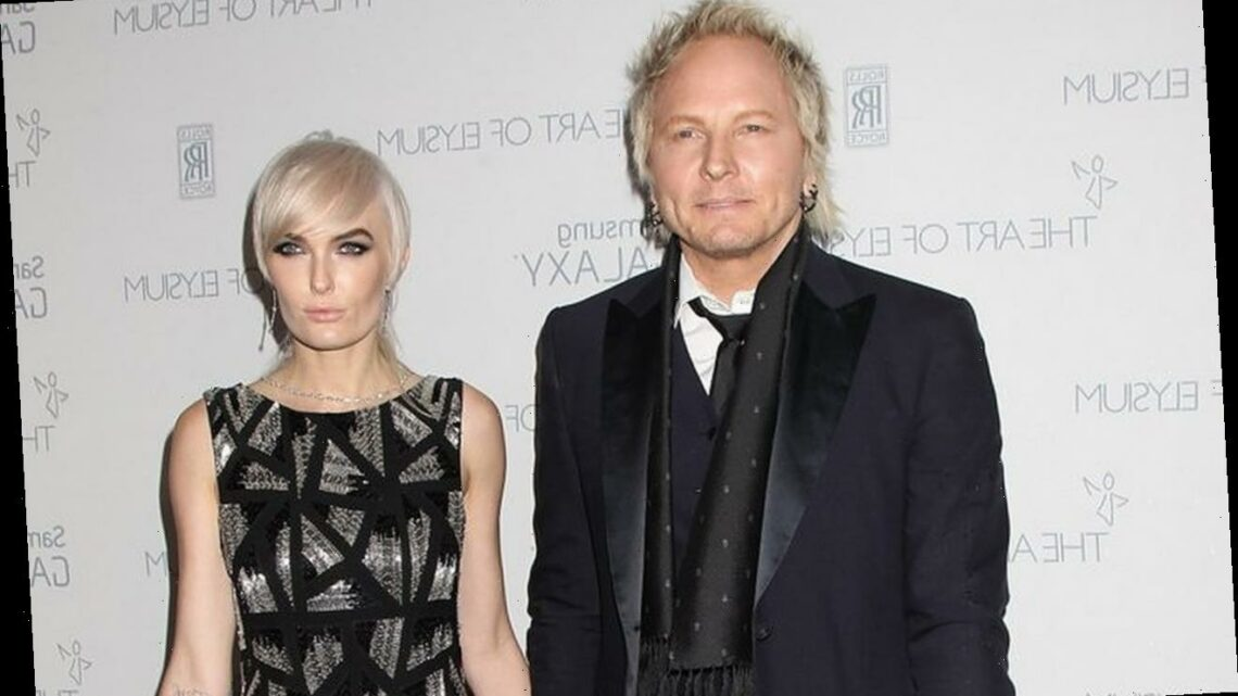 Matt Sorum Expecting First Child at 60 With Wife Ace