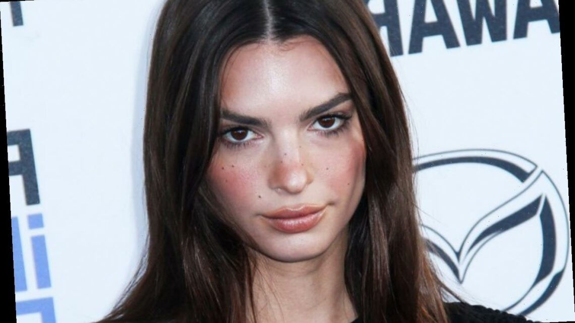 Emily Ratajkowski Shares Intimate Photos of Her in Labor and 'First Moments' With Son