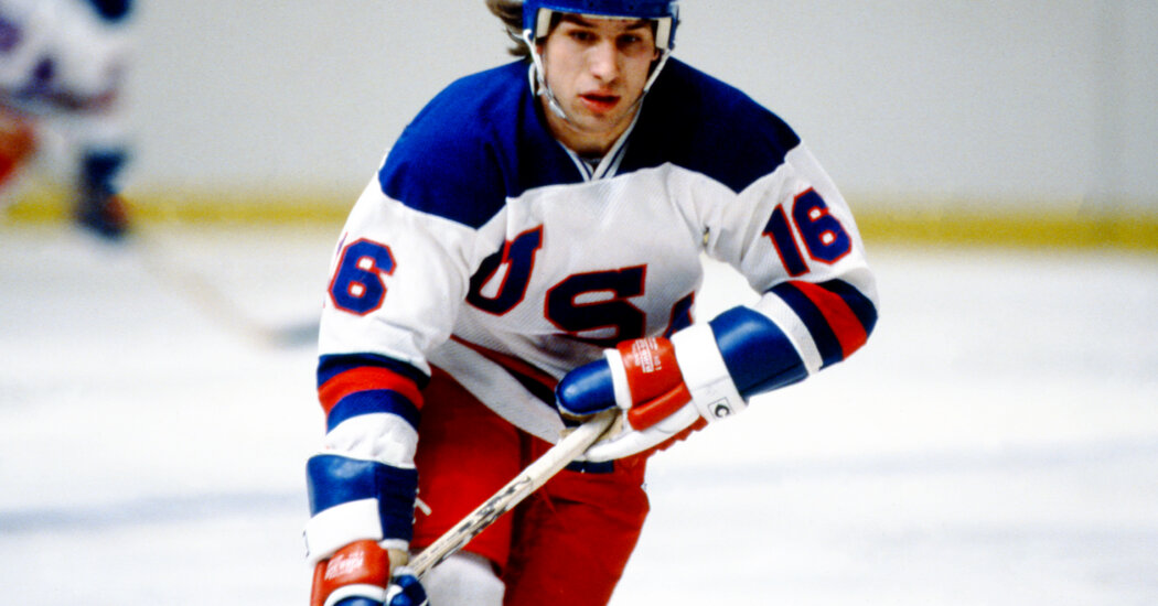 The Long, Sad Decline of Mark Pavelich, a 'Miracle on Ice' Star