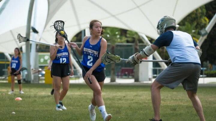 For The Love Of The Game: Sticking it out with lacrosse