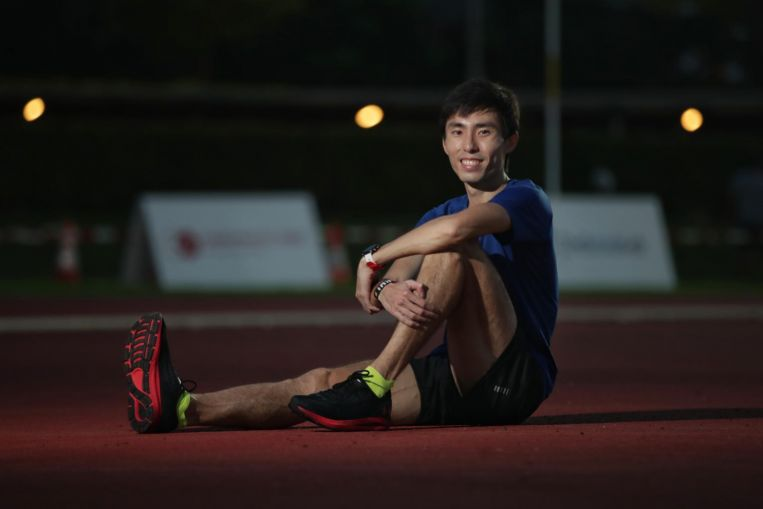 Athletics: Back on track, Soh Rui Yong hits SEA Games qualifying mark in 1,500m