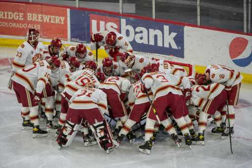 DU hockey sees NCAA tournament streak come to an end
