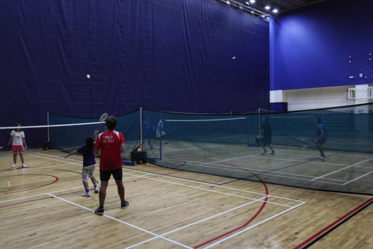 SportSG to limit facility bookings to curb profiteering