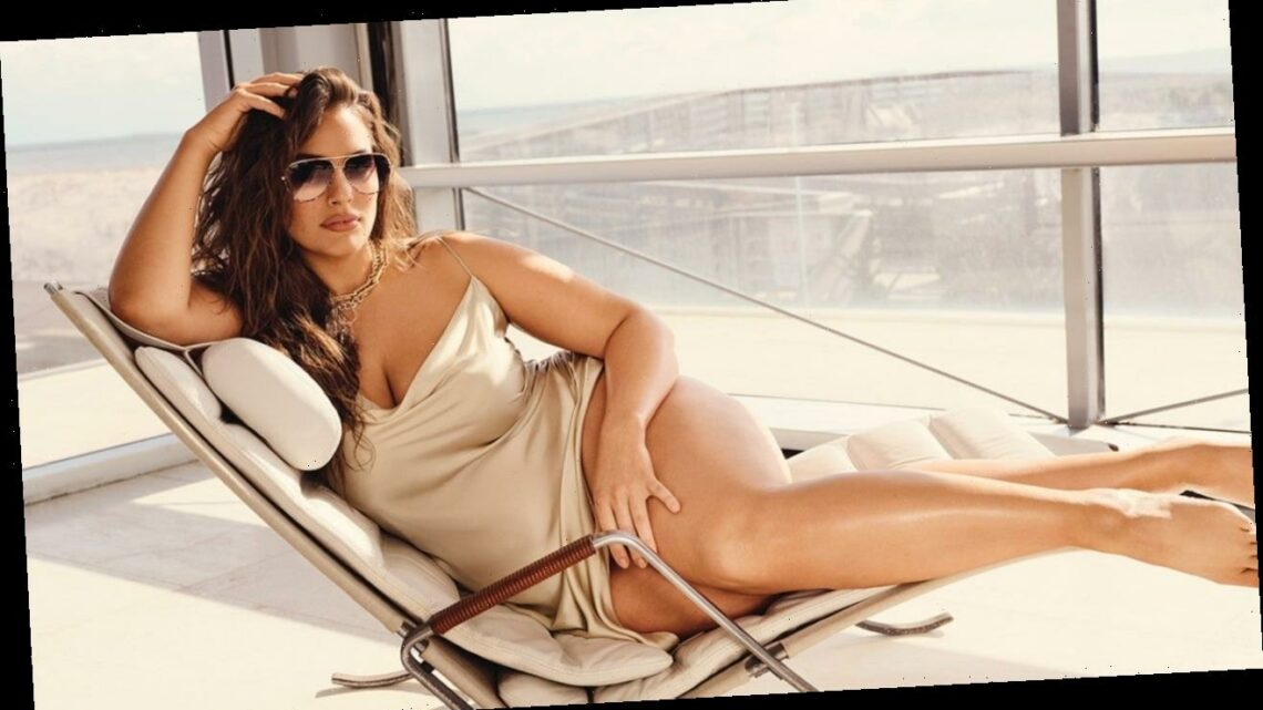 Ashley Graham Partners With Quay for International Women's Day