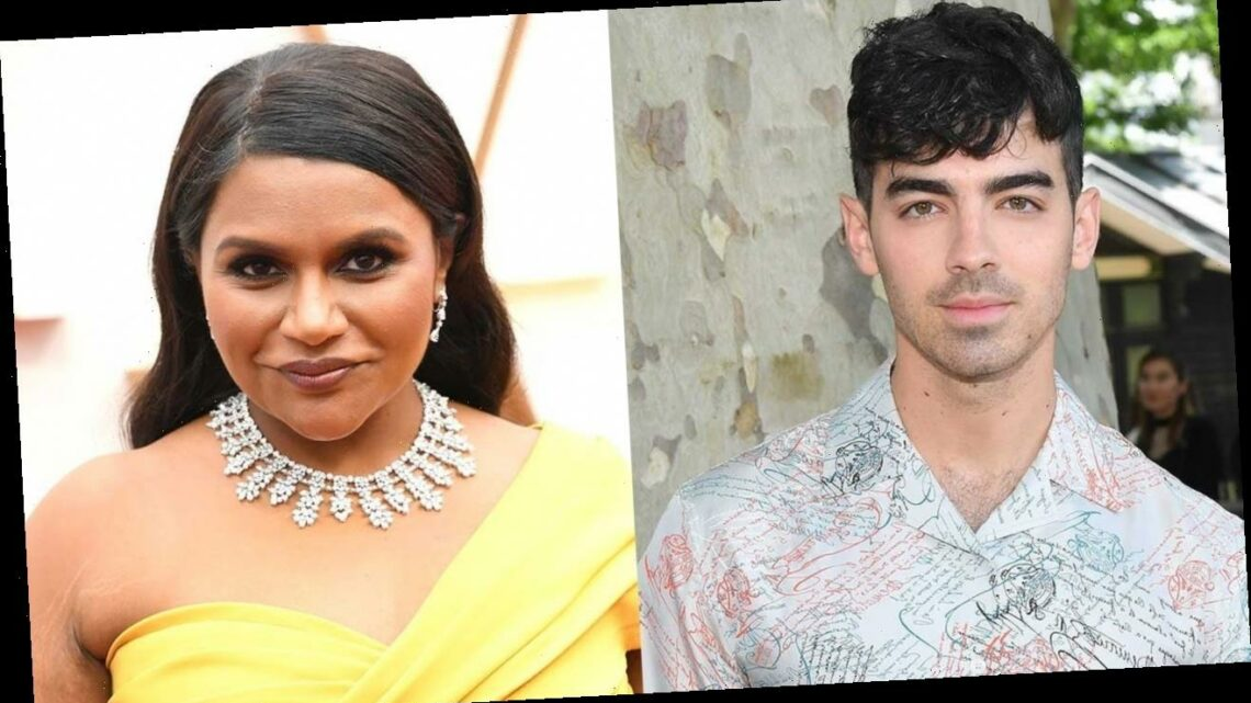 Joe Jonas, Mindy Kaling and More Denounce Asian-American Hate