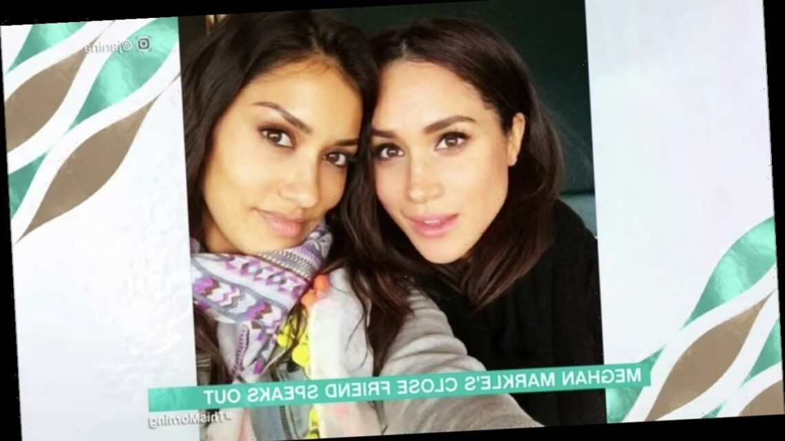 Meghan Markle's Friend Says 'Emails and Texts' Support Duchess' Story