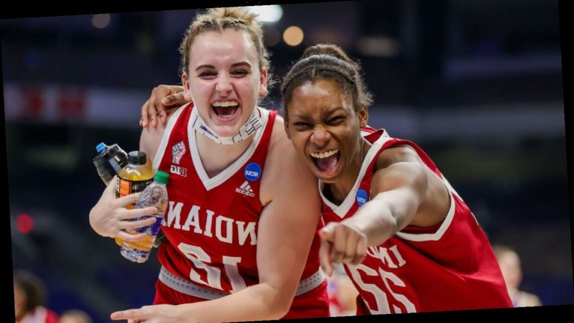 Are more upsets in store in the women's Sweet 16?