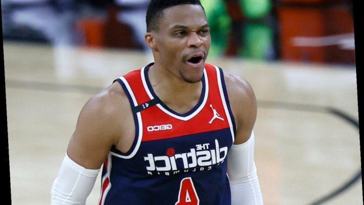 Russell Westbrook makes NBA history to lead Wizards past Pacers
