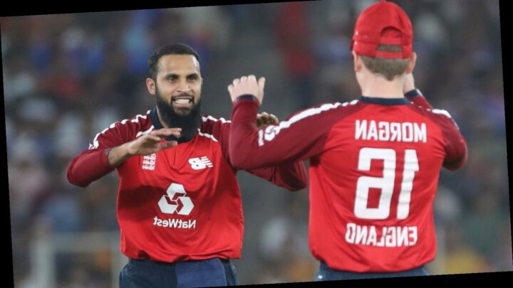 England's Adil Rashid says Test return 'has not crossed my mind' as he focuses on T20 World Cup