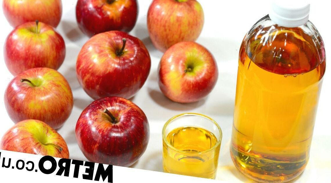 20 Apple Cider vinegar hacks and tips – from cleaning to skin care