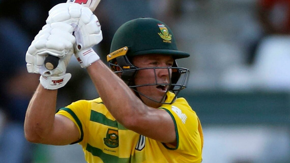 AB de Villiers to discuss T20 World Cup comeback for South Africa with Proteas head coach Mark Boucher