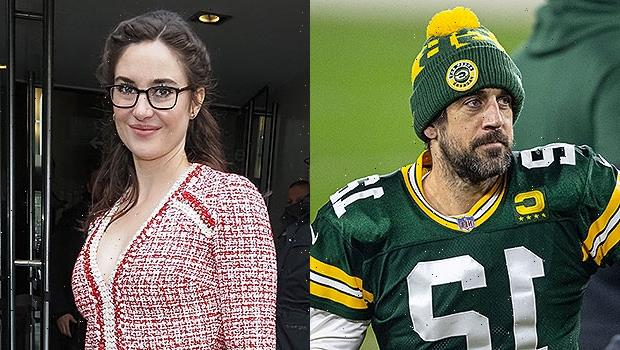 Aaron Rodgers May Leave The Packers So He Can Be Closer To Fiancee Shailene Woodley