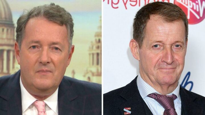 Alastair Campbell steps into Piers Morgan's shoes as he's unveiled as new Good Morning Britain guest host