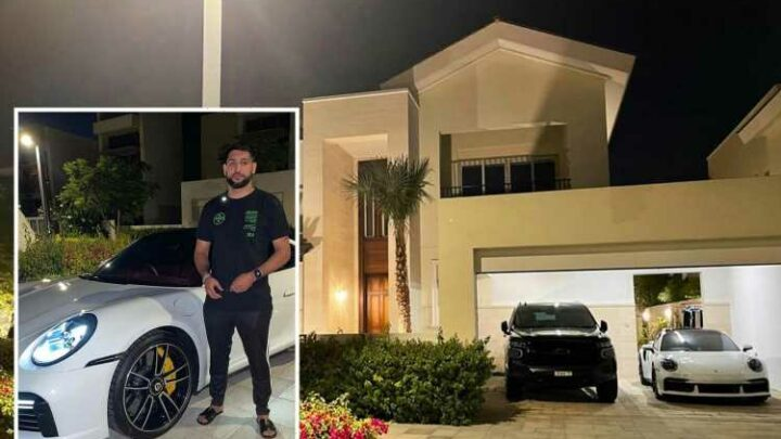 Amir Khan buys Dubai holiday home and 'dream car' £160k Porsche 911 Turbo and insists 'hard work pays off'