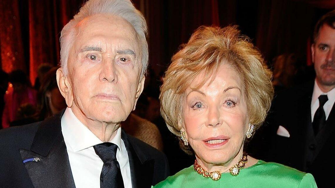 Anne Douglas, Kirk Douglas' Widow and Publicist, Dies at 102
