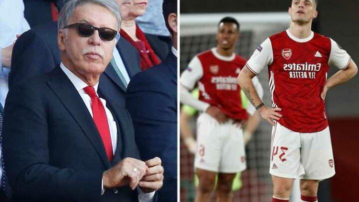 Arsenal 'quit European Super League' as rivals flee breakaway over fan outrage