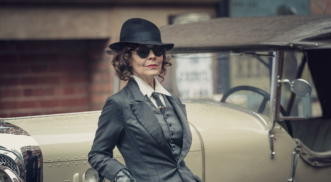 BBC issue poignant statement after Peaky Blinders' Helen McCrory's tragic death
