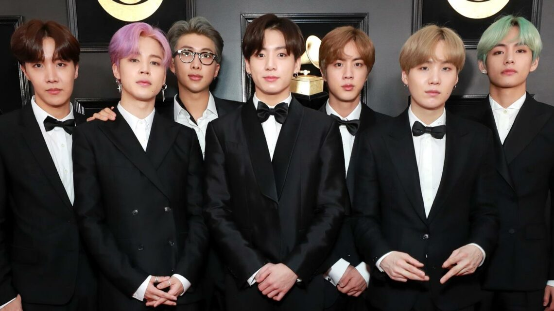 BTS Announces Exciting Partnership with Louis Vuitton!