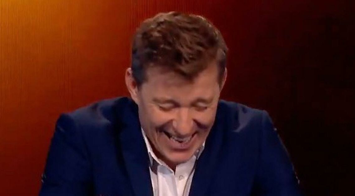 Ben Shephard left in fits of giggles over Josie Gibson's Tipping Point blunder