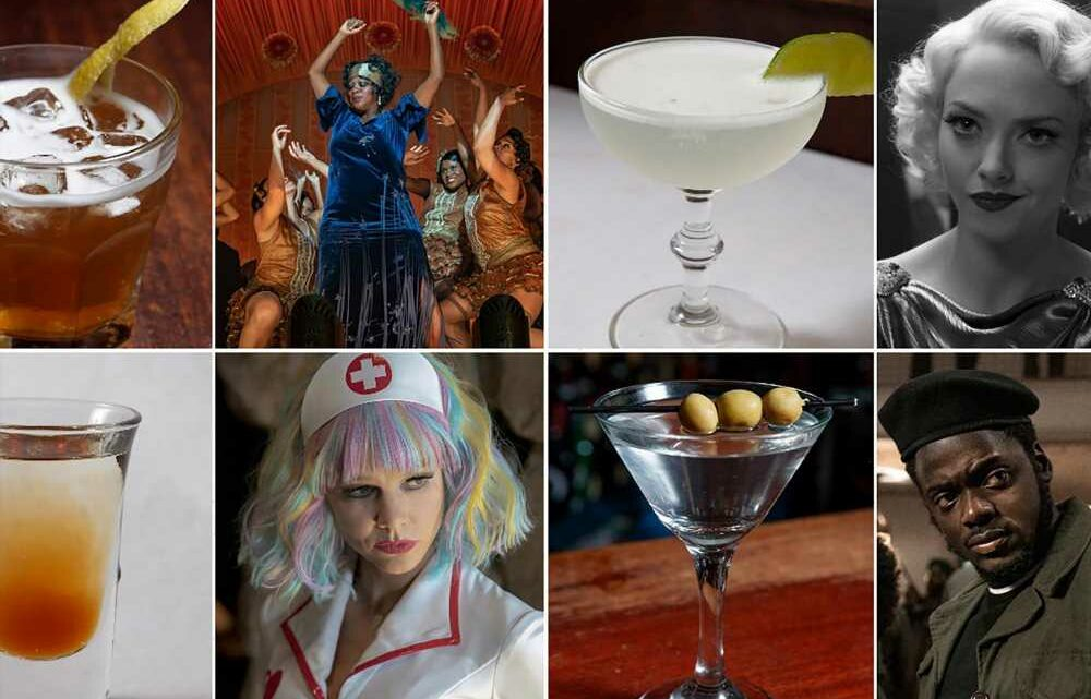 Best Picture-themed cocktail recipes for Oscars 2021