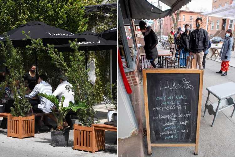 Brooklyn's Lucali pizzeria caught in trademark legal battle