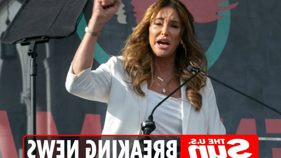 Caitlyn Jenner to announce bid for California governor bid as former Olympian and KUWTK star officially files paperwork