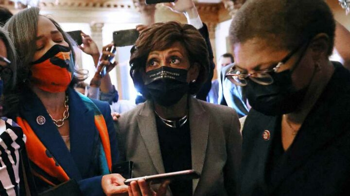 Call off the protests: Maxine Waters says she's 'relieved' by Chauvin verdict
